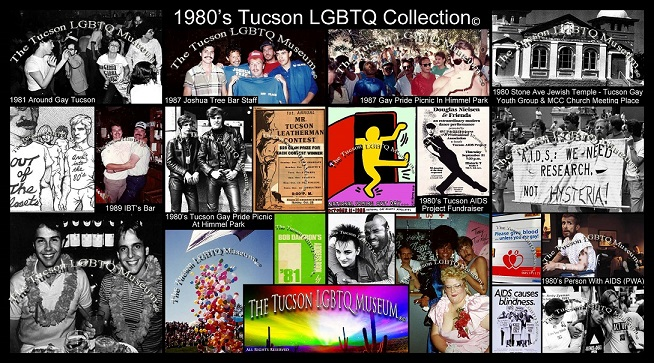 Tucson Gay Bisexual Transgender Queer Museum